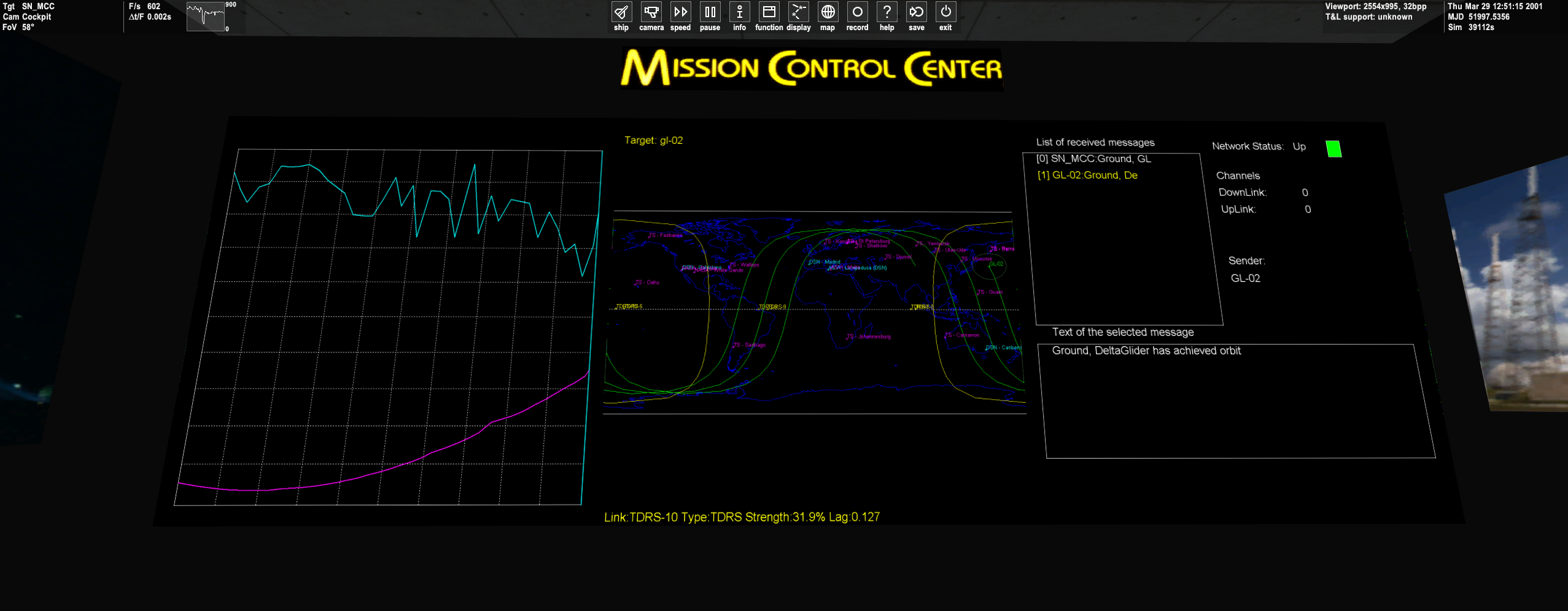 OHM Space Network Plugin - Page 7 - Orbiter-Forum
