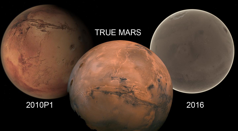 Nuova versione BETA di Orbiter - Pagina 5 MarsComparison
