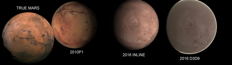 Nuova versione BETA di Orbiter - Pagina 5 MarsComparison2016